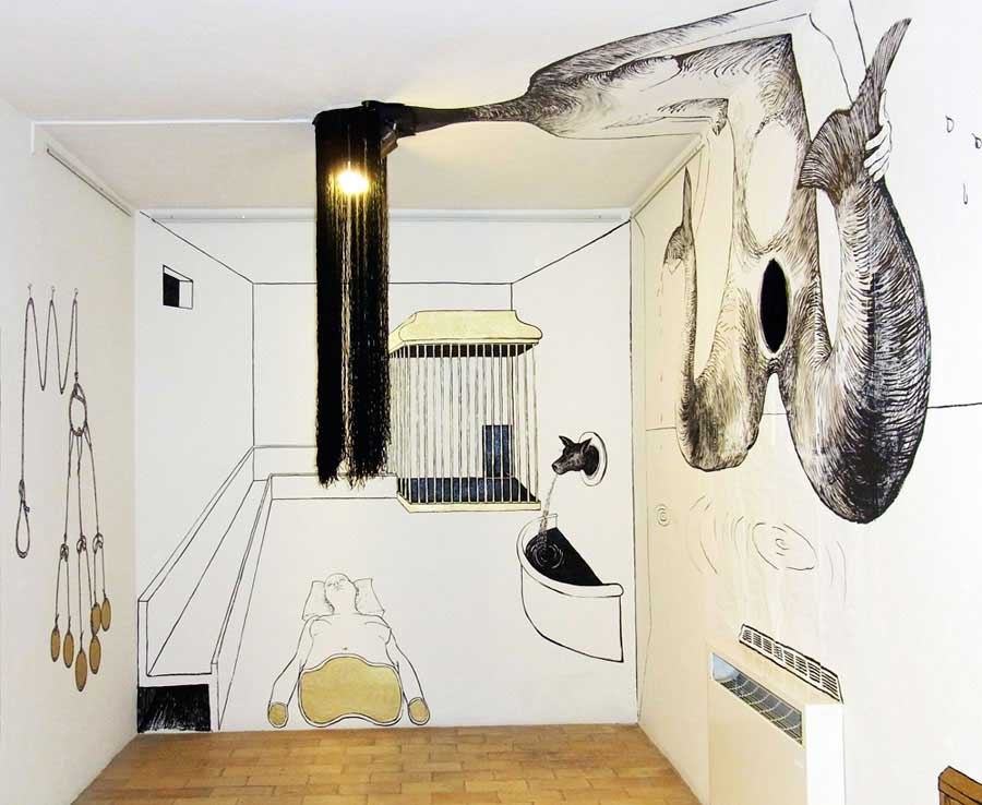 Anke-Feuchtenberger-Bagnacavallo_site-specific-drawing_1