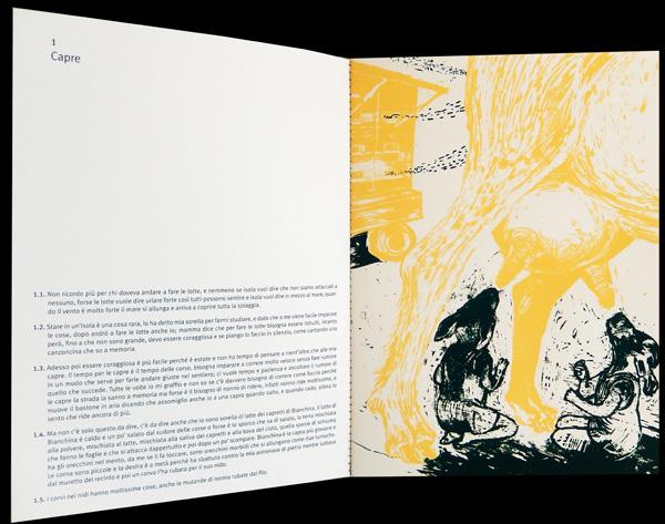 Anke Feuchtenberger, Elena Morando, La Memorie della Menta Piperita, Serigraphy, Buch