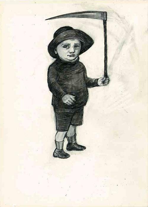 Anke Feuchtenberger,Junge II.