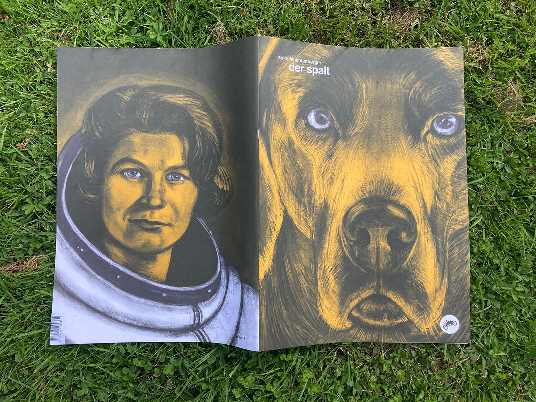 book, Feuchtenberger, graphic essay